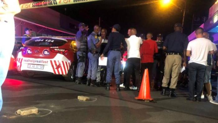 Mortimer Williams Wounded In Melville Shooting While Performing Image
