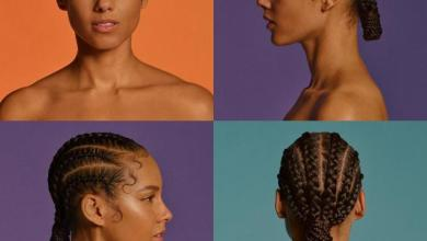 """Photo of Alicia Keys Announces Release Date and Colourful Cover Artwork For Her New Album, """"A.L.I.C.I.A."""""""