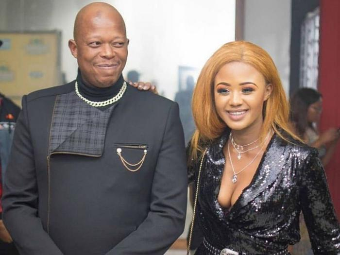 Promoter Accuses Babes Wodumo and Mampintsha Of Running Off with His R80 000