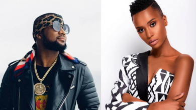 "Photo of Cassper Nyovest Goes Nuts After Miss Universe ""Zozibini"" Reveals She Likes His Song"