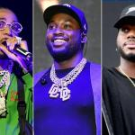 "DJ Khaled Unveils Meek Mill, Bryson Tiller, & Quavo As Artists On ""Bad Boys For Life"" Soundtrack"