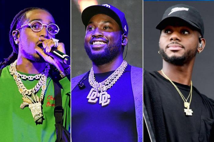 "DJ Khaled Unveils Meek Mill, Bryson Tiller, & Quavo As Artists On ""Bad Boys For Life"" Soundtrack"