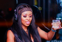 'I'm Too Blessed': DJ Zinhle Remarks Despite Rumours Of Her Love Life