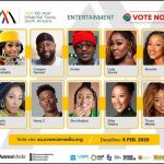 "Nasty C, Emtee, Lady Zamar, Moozlie, Nadia Nakai & Sho Madjozi To Battle For ""Most Influential Young South Africans"""