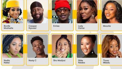 "Photo of Nasty C, Emtee, Lady Zamar, Moozlie, Nadia Nakai & Sho Madjozi To Battle For ""Most Influential Young South Africans"""