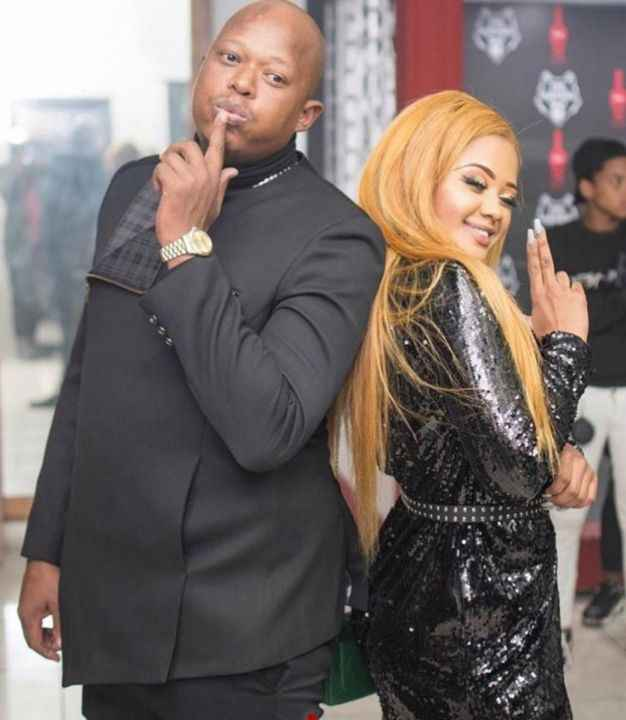 Twitter Divided On Watching Babes Wodumo and Mampintsha's TV Show