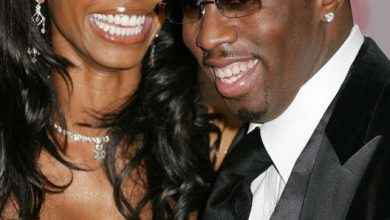 Photo of Diddy Mourns Kim Porter, Encourage Men To Cherish 'Special' Women In Their Lives
