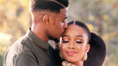 """Dineo Writes Breathtaking Message To Solo On Their 8th Years """"Dating"""" Anniversary"""