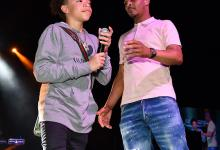 """TI's Gives Son """"King"""" Who Got Into A School Fight His Support"""