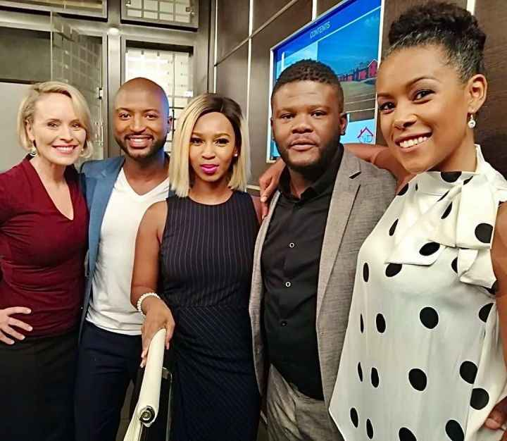Isidingo Actors Say Emotional Farewells On their Last Day of Shooting Image