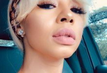Kelly Khumalo Covers Up Matching Tattoo She Got With Chad Da Don