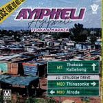Makwa Drops New Song, Features AKA and Maraza