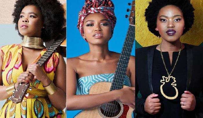 Msaki, Zahara, And Berita To Headline Sisters With Guitars Concert