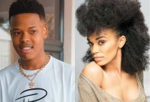Photo of Nasty C Excited As Pearl Thusi Plays A Lead Role In An Upcoming Netflix Series