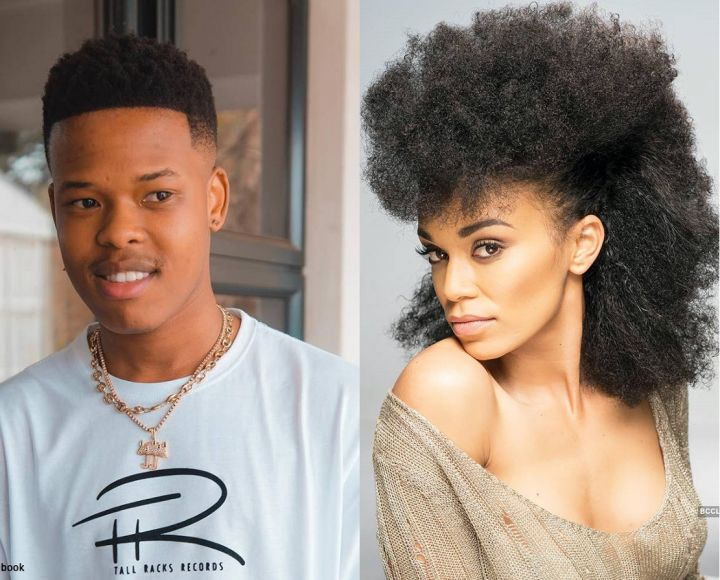 Nasty C Excited As Pearl Thusi Plays A Lead Role In An Upcoming Netflix Series Image