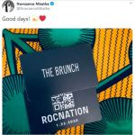 Nomzamo Mbatha Bagged Invite to Jay-Z and Beyoncé's Roc Nation Brunch