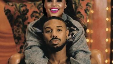 Ntando Duma Is Serious About Her Crush on Hollywood Actor, Michael B Jordan Image