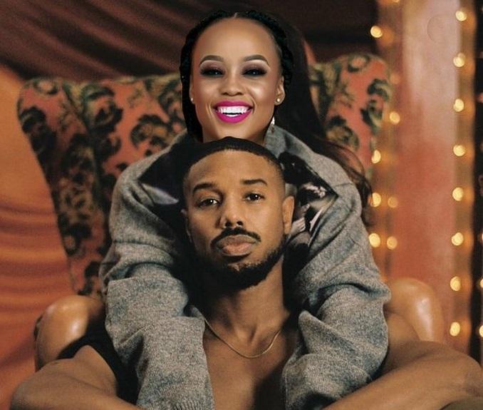 Ntando Duma Says She Wants Michael B. Jordan As A Birthday Gift