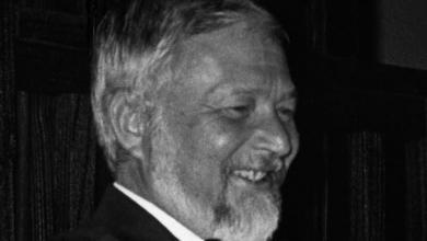 Photo of Newspaper Editor, Rex Gibson, Dies