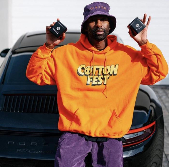 Ricky Rick's R1.5 Million Porsche Can't Stop Making Waves