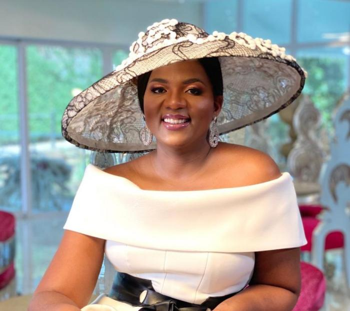 South Africans Are Inspired By Shauwn Mpisane's Honesty On Her TV Show
