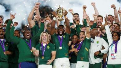 Photo of Siya Kolisi, Springboks Skipper, Wins Personality Of The Year Award