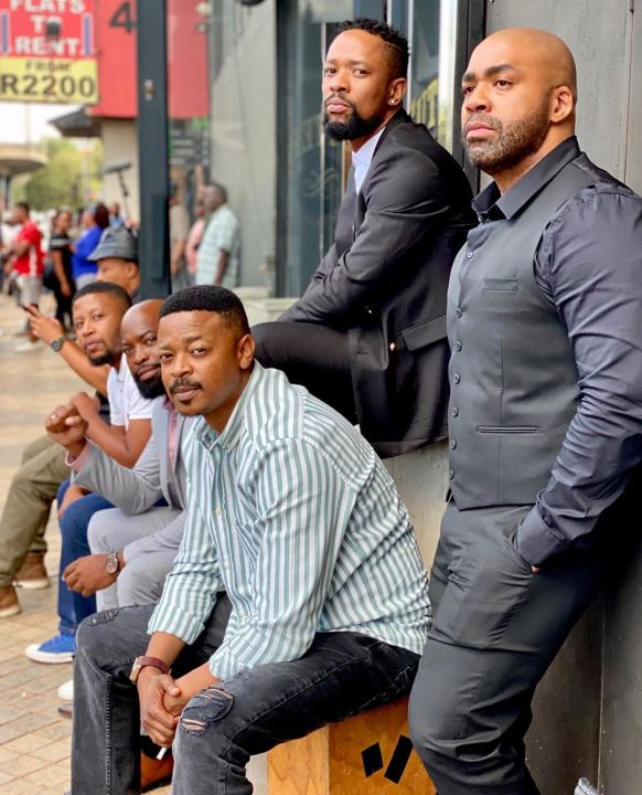 'We Ready': Fans Excited About The Coming 'Kings Of Joburg' Series