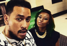 Break-Up Or Not, DJ Zinhle Supports AKA, Tweets His Concert