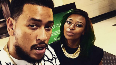 Photo of Break-Up Or Not, DJ Zinhle Supports AKA, Tweets His Concert