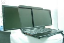 Dual-Screen Spacebook Laptop Great For People On The Go