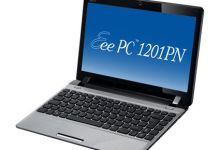 ASUS Adds Official Product Page for Eee PC 1201PN Netbook