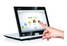 ASUS Delivers New Eee PC T91 Tablet Netbook