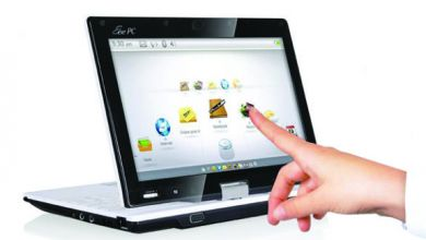 Photo of ASUS Delivers New Eee PC T91 Tablet Netbook