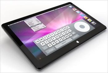Apple to Release Tablet Substitute for Netbook