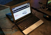 Dell Presents Moblin Netbook at IDF, Price Tag $299