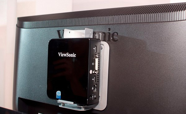 ViewSonic VOT120 and VOT121 Nettops Come in (Relatively) Petite Form