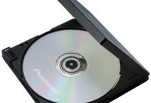 Pioneer Electronics Introduces Portable DVD/CD Writer for Netbooks