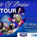 Benjamin Dube Announces New Spirit of Praise DVD and CD