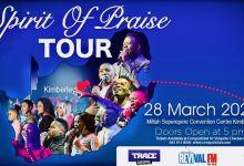 Photo of Benjamin Dube Announces New Spirit of Praise DVD and CD