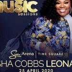Benjamin Dube To Support Tasha Cobbs Leonard At Pretoria Concert