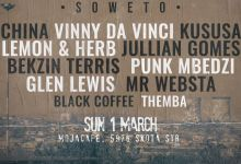 Photo of Black Coffee Reveals Line-Up for Soweto Edition of Deep In The City