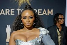 Photo of Boity Thulo Is Not Comfortable With Her Added Weight