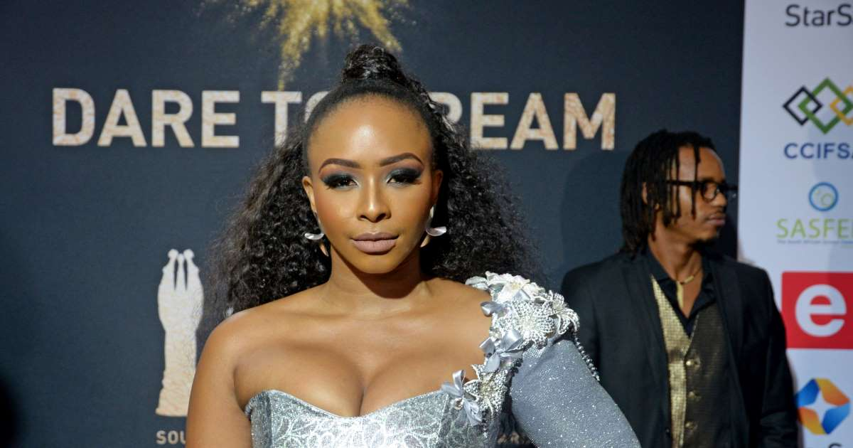 Boity Thulo Is Not Comfortable With Her Added Weight