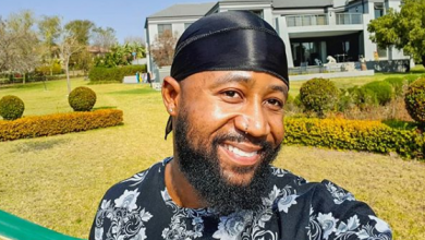 Photo of Cassper Claps Back At Troll For Making Fun Of His Height!