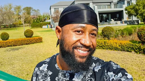 Cassper Claps Back At Troll For Making Fun Of His Height!