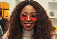 DJ Zinhle RevealsTthe Pet Name Her Late Father Gave Her