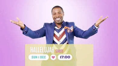 """Pearl Ntateko and Omega Khunou Deliver A Powerful """"Hallelujah"""" Performance"""
