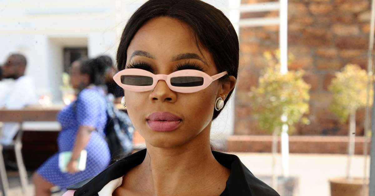 Kelly Khumalo's Name Used To Scam Event Owner!