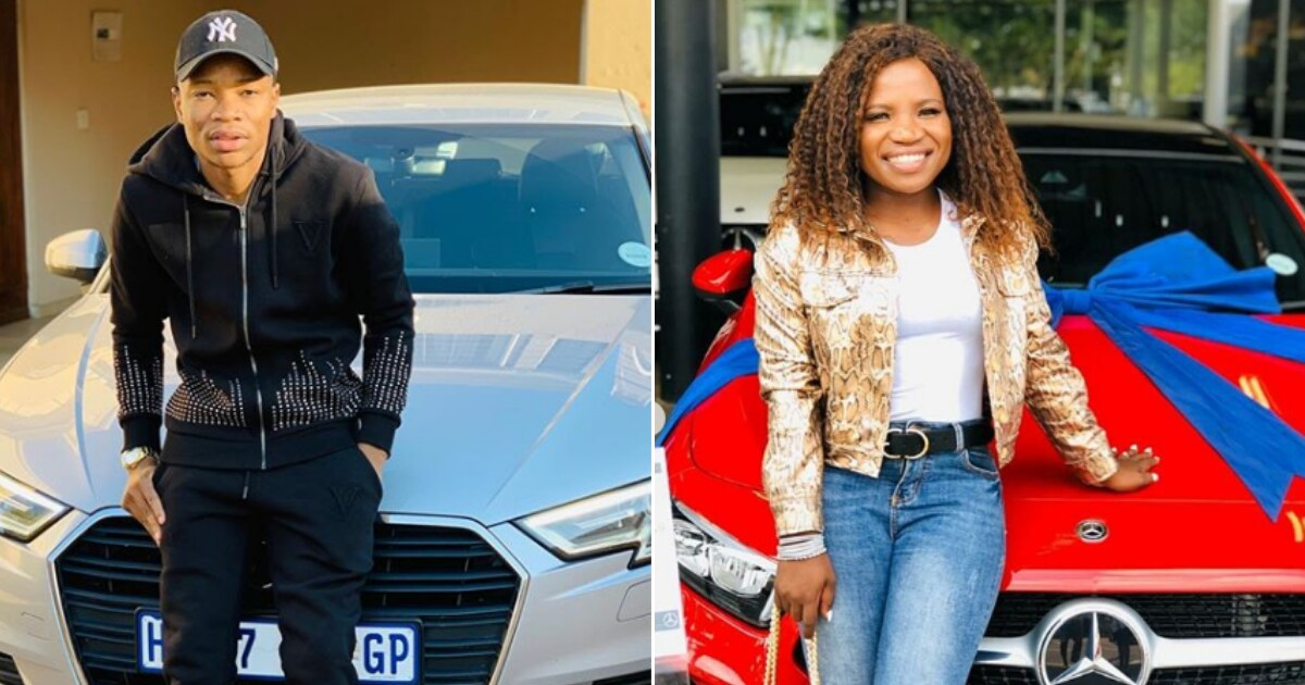 Master KG & Makhadzi Are Officially A Couple