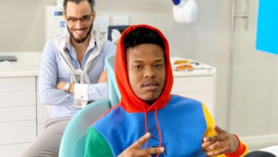 Nasty C shares photo of dental appointment with Dr Smile